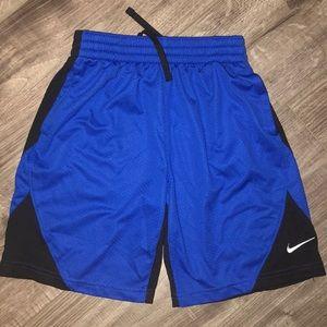 Boys Nike's shorts